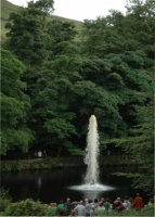 Castle Carr Fountains (History Trip) by Steve Marchant